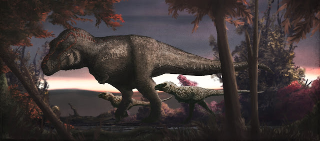 Mark witton blog revenge of the scaly tyrannosaurus revenge of the scaly tyrannosaurus altavistaventures Gallery