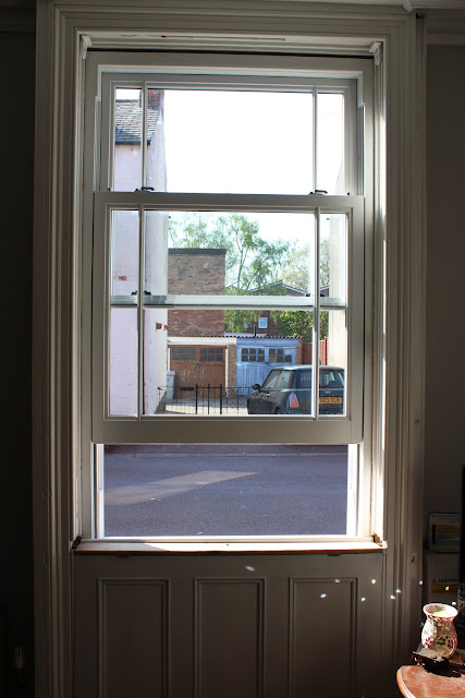 Synseal Evolve Sash Window