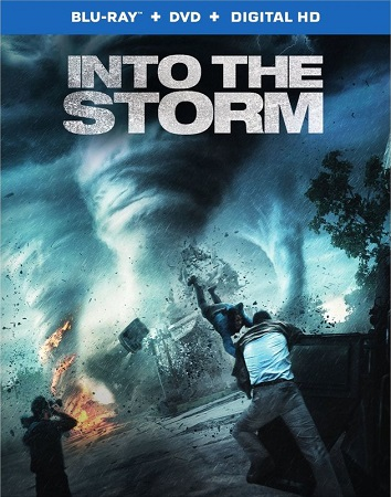 Poster Of Into the Storm 2014 Dual Audio 720p BRRip [Hindi - English] Free Download Watch Online