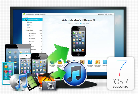 iPhone PC Suite 2.9.72.360 Latest 2021 For Windows