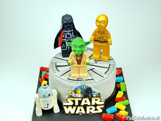 star wars cakes hounslow