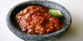 Resep Sambal Tomat Terasi Menggoyang Lidah