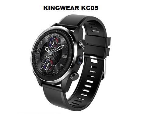KINGWEAR KC05 4G LTE Standalone SmartWatch