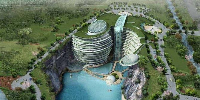 Enam Desain Arsitektur Masa Depan Paling Canggih Dan Ramah Lingkungan Tentunya