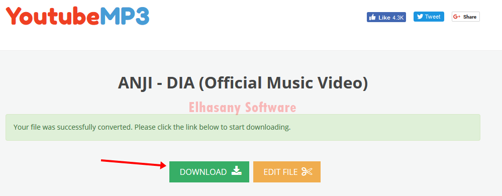 cara mendownload video dari youtube jadi mp3