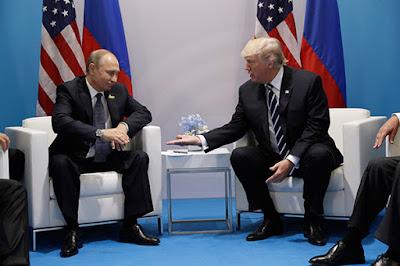 Отдаст ли Трамп Путину Крым?