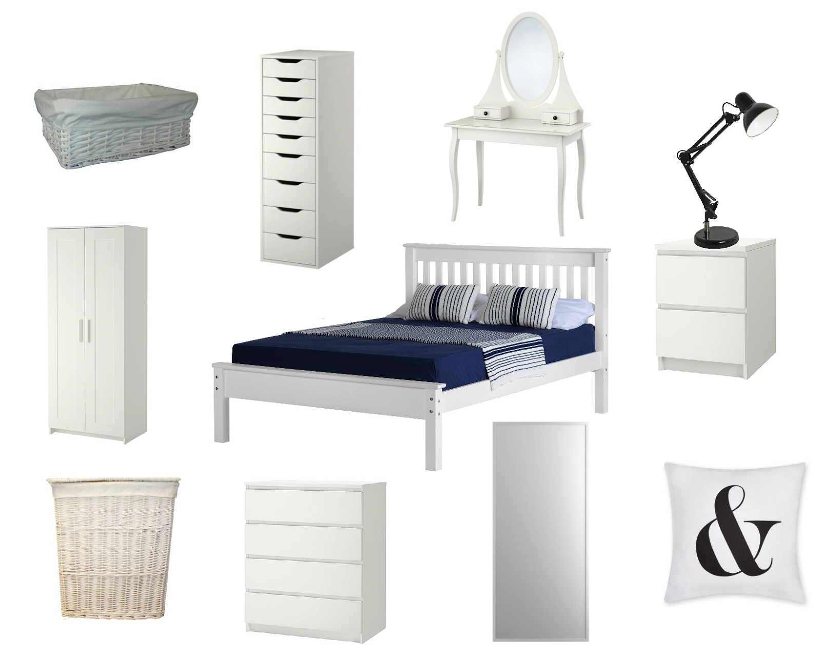 Spring Bedroom Makeover Plans Oh So Amelia