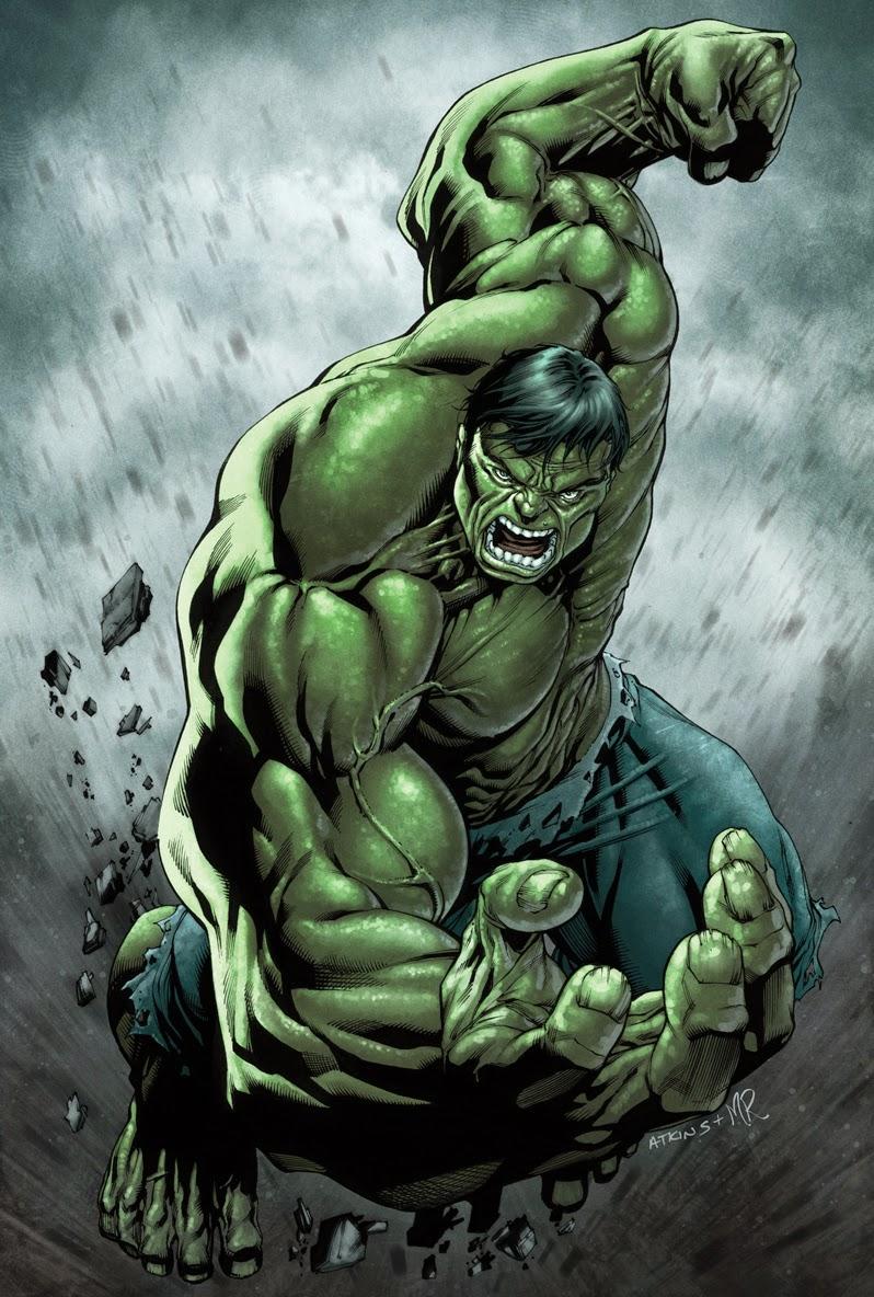 Galeri Gambar Animasi Kartun Hulk Seribu Animasi