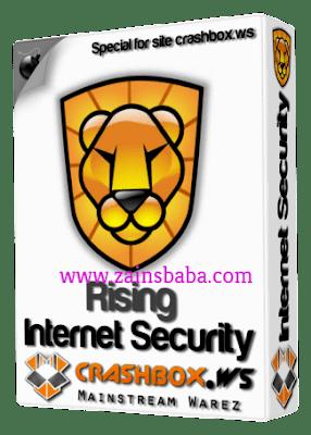 Rising Internet Security Personal 23.01.97.31 | ZainsBaba.com