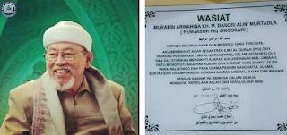KH. Luthfi Bashori: Ayah Saya Teguh Pendirian Menolak Syiah, Walau Berseberangan dengan Ketua Umum PBNU