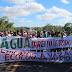 Moradores de comunidades ribeirinhas de Ponto Novo, Filadélfia, Itiúba e Queimadas interditam BR-407