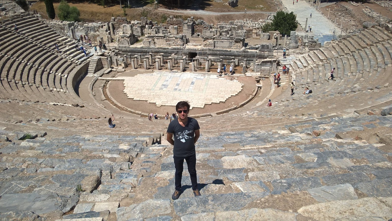 Efes Antik Kenti Istenci