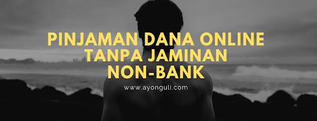Pinjaman Dana Online Tanpa Jaminan Non-Bank