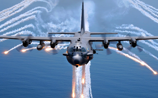 Lockheed AC 130 download besplatne pozadine za desktop 2560x1600