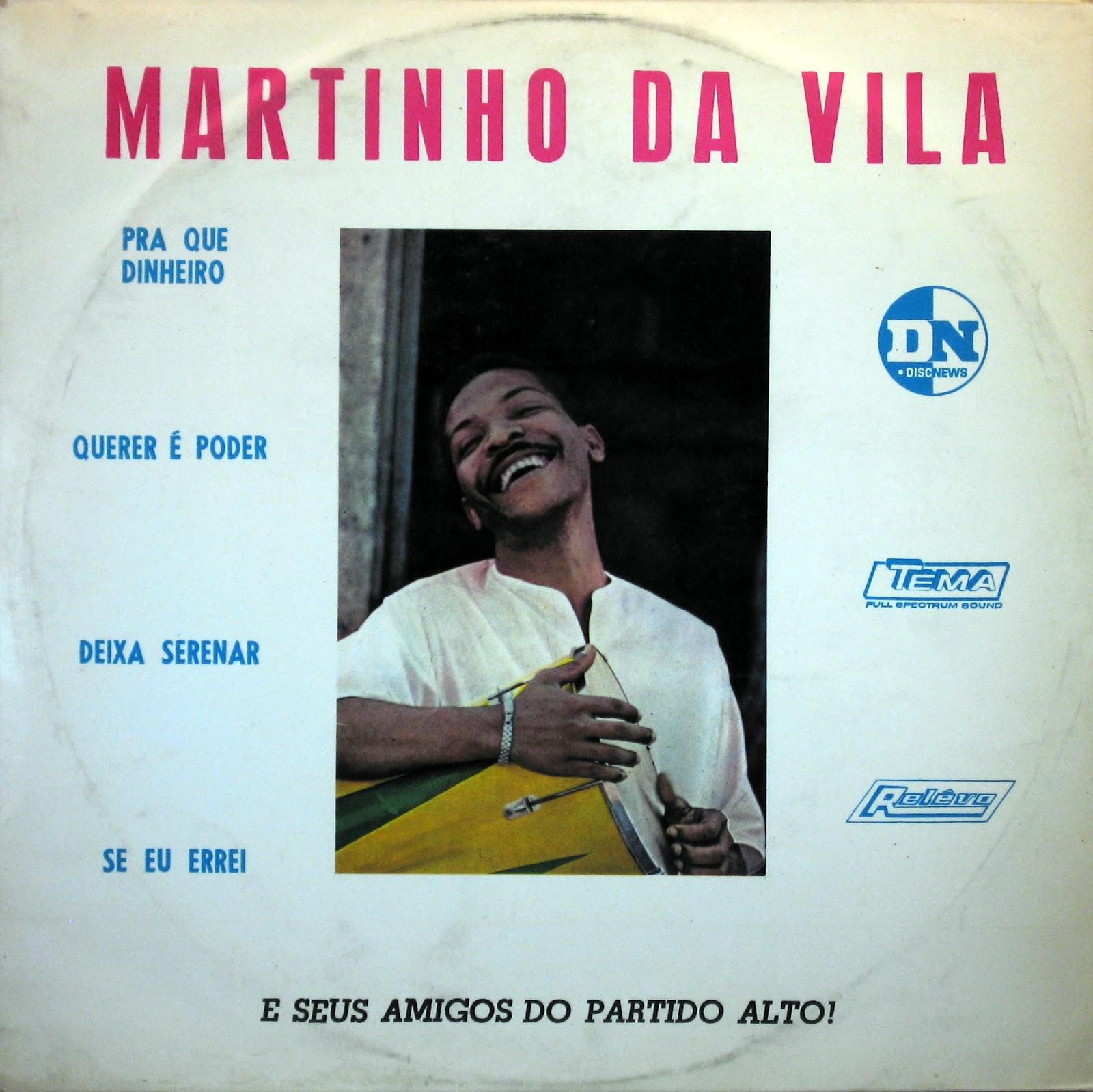 MARTINHO VILA DA 2009 CD BAIXAR GRATIS