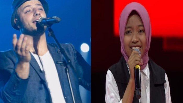 Maher Zain mengagumi Suara Lantunan Shalawat Remaja Cantik Ini