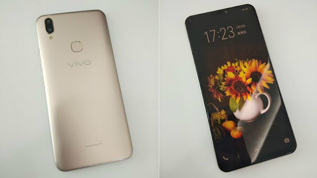 Vivo V9 Design Detailed via Leaked Live Images Ahead of March 27 India Launch