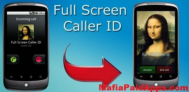 Full Screen Caller ID v11 0 8 (Unlocked) PROPER Apk