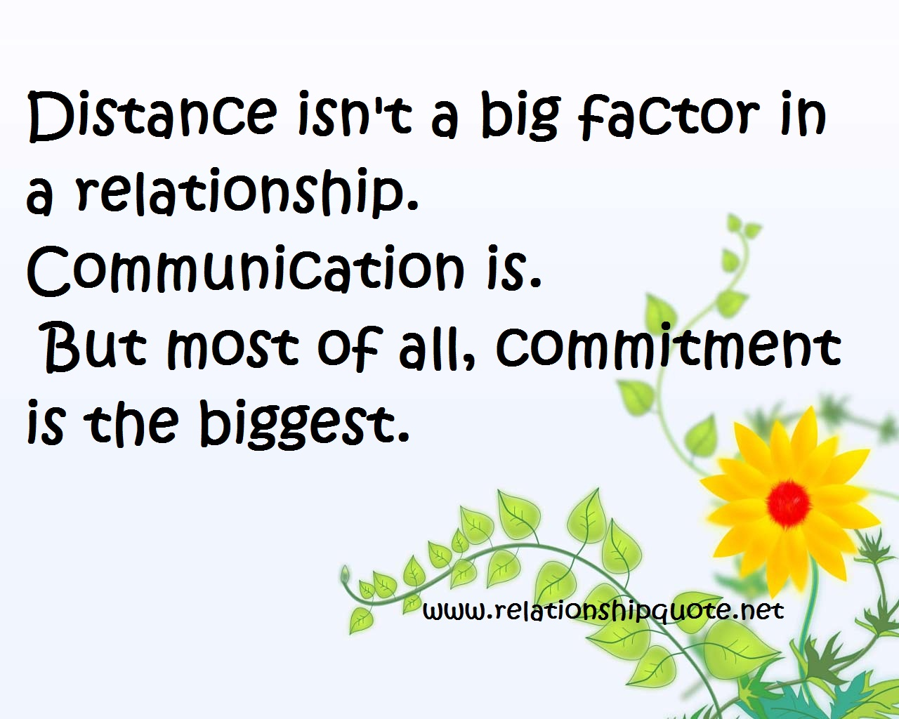 the meaning of commitment in a relationship