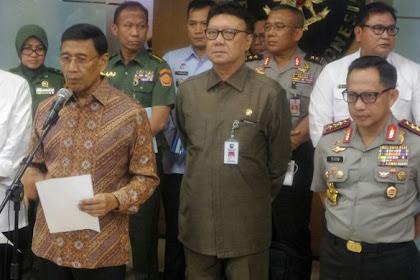 Kata Wiranto, Butuh Rp 5 Miliar Bubarkan Ormas Anti-Pancasila