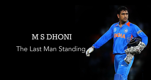 Finisher Dhoni