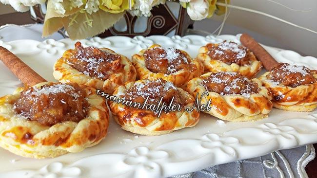 Tarçınlı Elmalı Kurabiye - www.inanankalpler.net