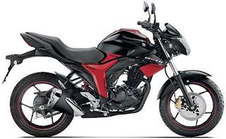 CSD price of Suzuki Gixxer bike