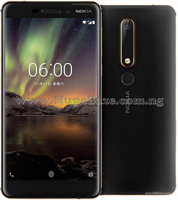 Nokia 6.1 Full Features, Specs And Price In Nigeria