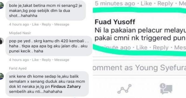 """Video: """"Ni la pakaian pelacur Melayu"""" – Lelaki Malaysia ada tekanan seksual? Wanita kesal dapat komen lucah keterlaluan walaupun hanya sedang edar kurma"""