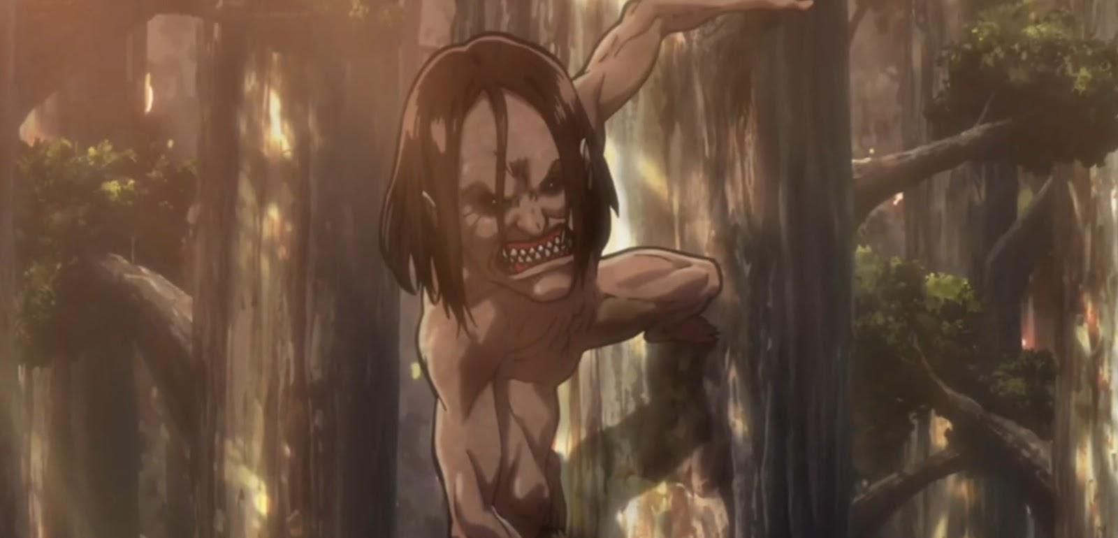 Shingeki no Kyojin 2: Episódio 10 – Crianças