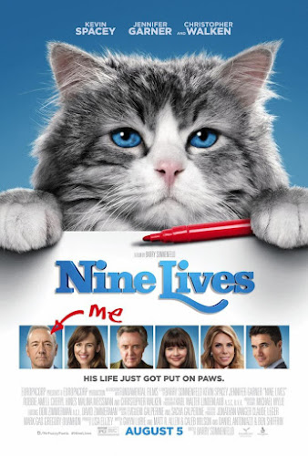 Nine Lives (BRRip 720p Dual Latino / Ingles) (2016)