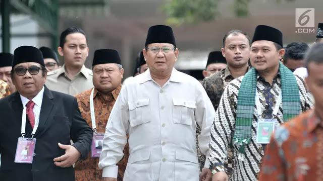 Prabowo Ulang Tahun, Ini Doa Netizen
