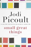 Small Great Things by Jodi Picoult book cover and review