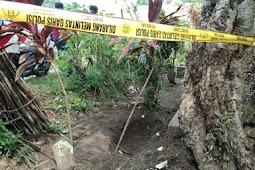 Misteri Kaki Nongol Di Atas Kuburan Di Kediri