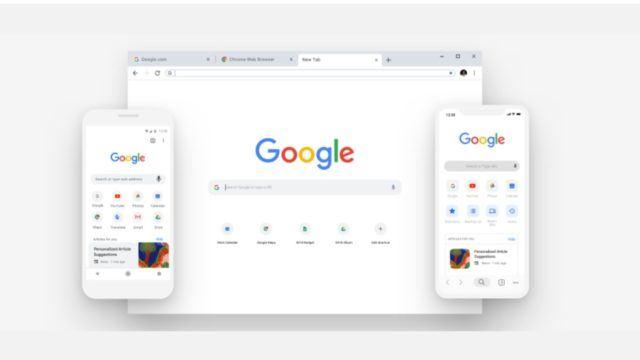 يحتفل بعيد الميلاد العاشر إصدار Chrome 69  بواجهة مستخدم جديدة وتحسين إدارة كلمات المرور