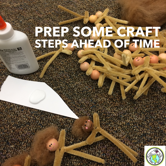 6 Tips for Making Craft Projects in the FL Classroom More Language Rich