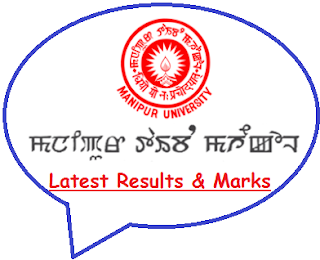 Manipur University Results May/June 2021