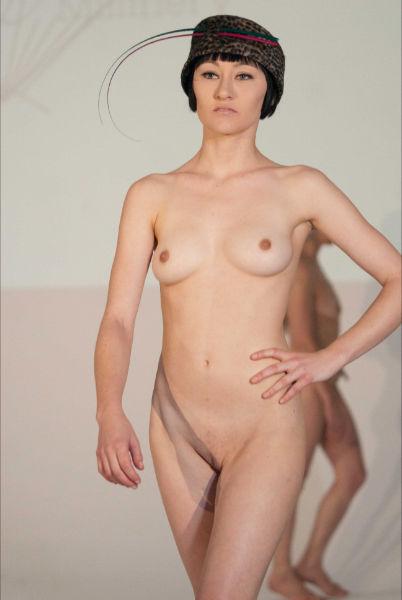 runway Pregnant models nude