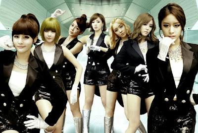 9 10 Girlband Korea Dengan Personil Tercantik