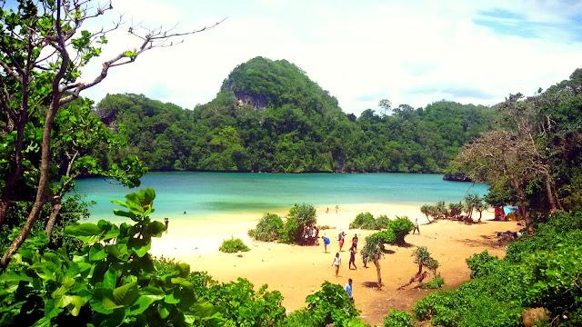 Objek Wisata Pulau Sempu