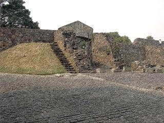 Entrada do Antigo Forte de Colonia Del Sacramento