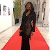 """Photos Of Genevieve Nnaji as she rocked to the screening of her movie""""Lion Heart"""" at Marrakech Film Festival in Morocco"""