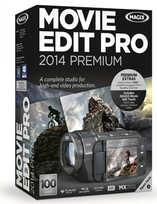 Download MAGIX Movie Edit Pro 2014 Premium (x86/x64)