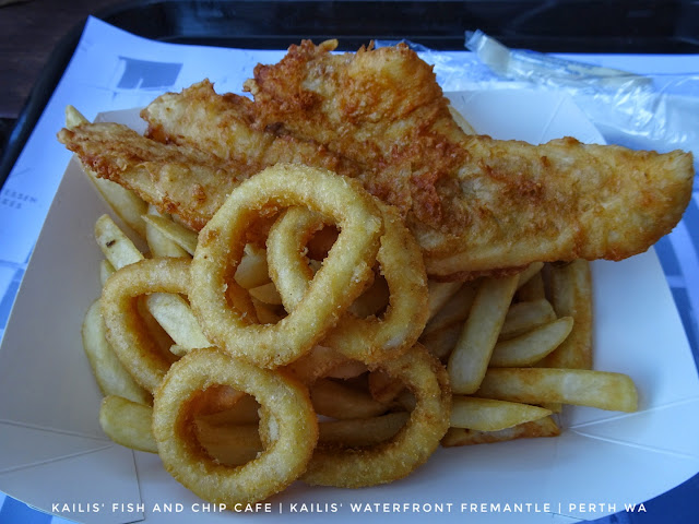 Kailis' Fish Market, Waterfront Fremantle
