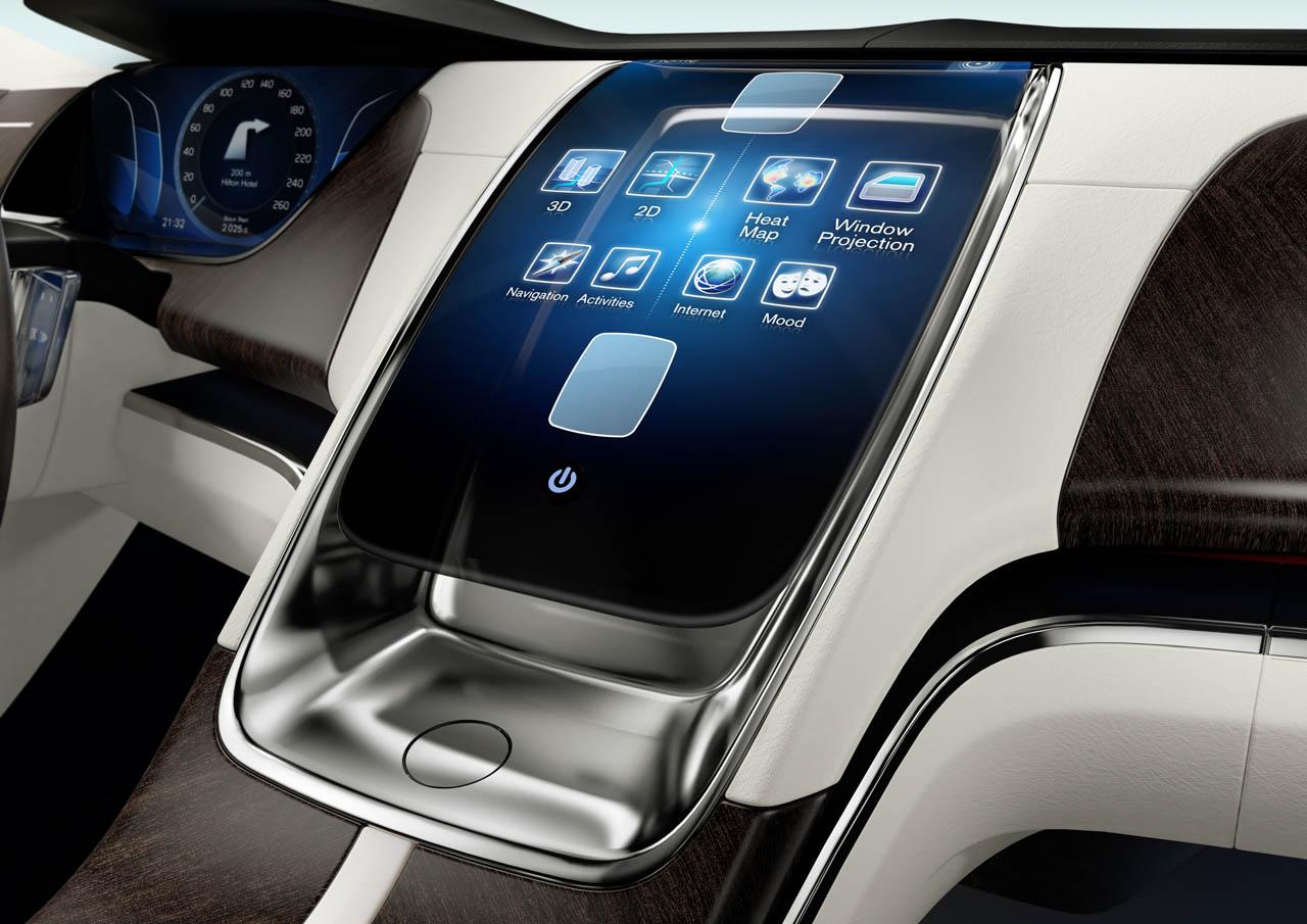 Car Design Malaysia Volvo Concept Universe Lovely Interior Design