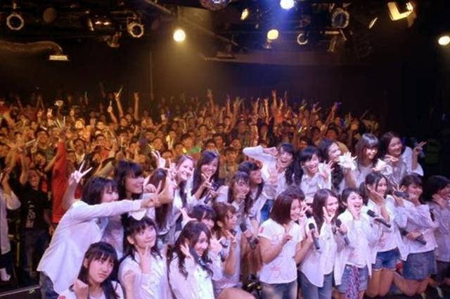 Generasi Pertama JKT48 1st Stage