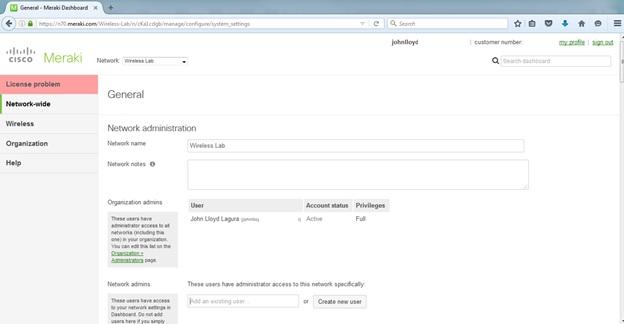 My CCNA Wireless Journal: Meraki Dashboard Packet Capture