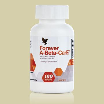 Хранителна добавка с витамин А, Е и селен /Forever A-Beta-CarE/