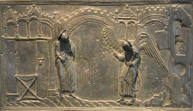 Drzwi Bernwarda z Hildesheim