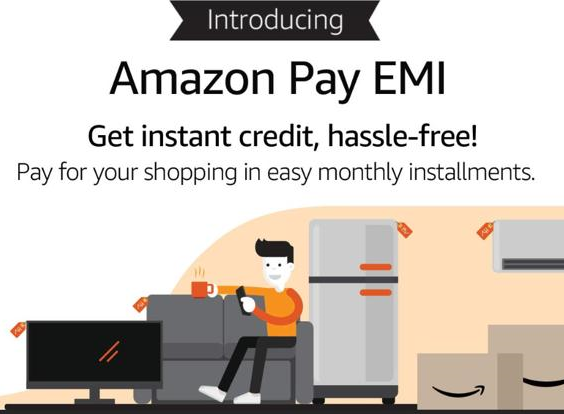 How To Make Payments On Amazon